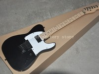 Hot Sale black tele electric guitar new style details on show high quality tl guitar free shipping