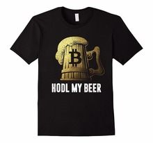 """Hodl My Beer"" men's shirt"