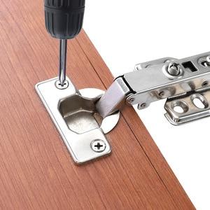 Image 5 - wood jig 35mm Hinge Jig Hole Saw For Furniture Door Cabinet Hinge Installation pocket hole jig tool for carpentry