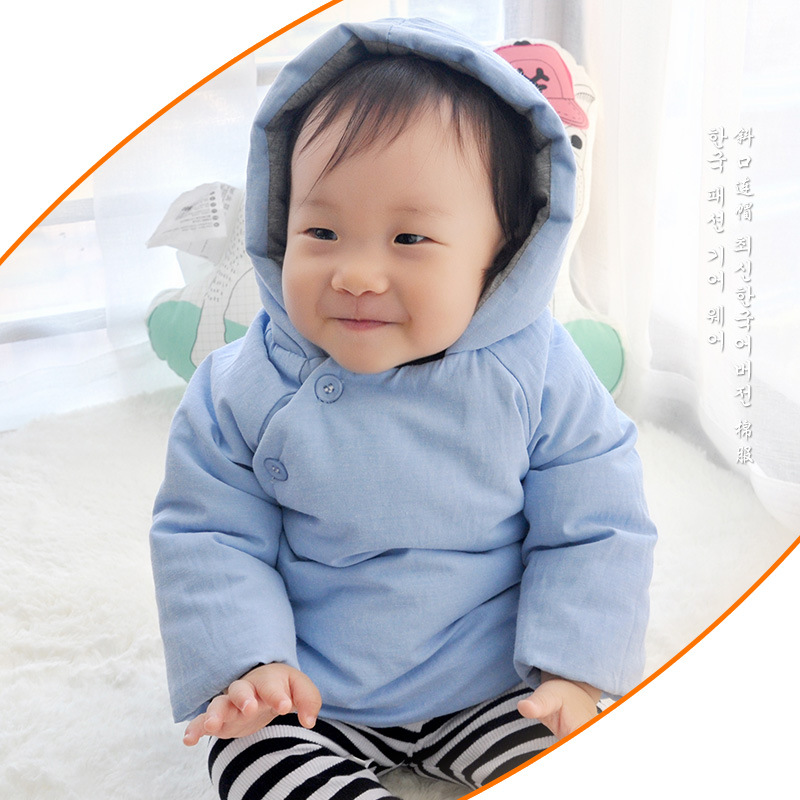 0-24months Winter Newborn Baby Snowsuit Cotton Girls Coats and Jackets A-degree Quality Kids Boy Girl Jackets Outerwear Clothes