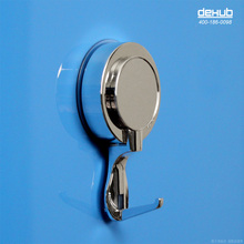 DEHUB Kitchen Sucker Powerful Vacuum Suction Robe Hooks Super Load Bathroom Tile Free Nail Towel Sticky Hook No Trace