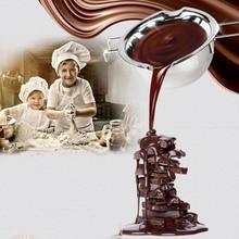 Chocolate Fountain Fondue Melt Pot Bakeware Melter Machine Tools