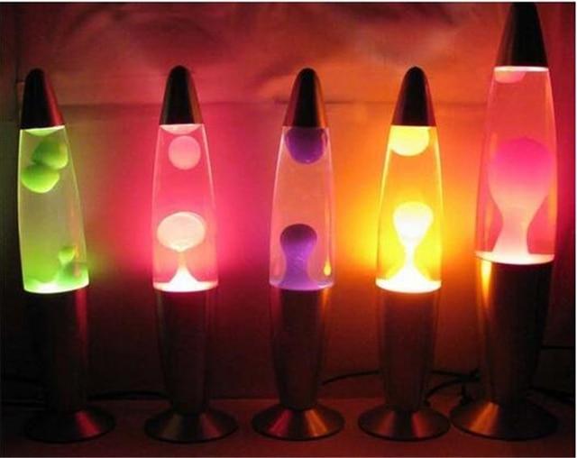 Candele Camera Da Letto : Luce decorativa lava acqua lampada candela luci di lampade da