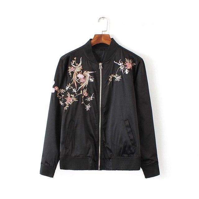 Online Buy Wholesale satin baseball jackets from China satin ...