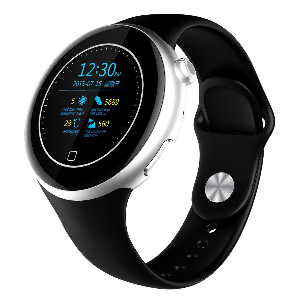 Bluetooth Reloj Inteligente C5 Frecuencia Cardíaca Smartwatch + UV + Temperatura