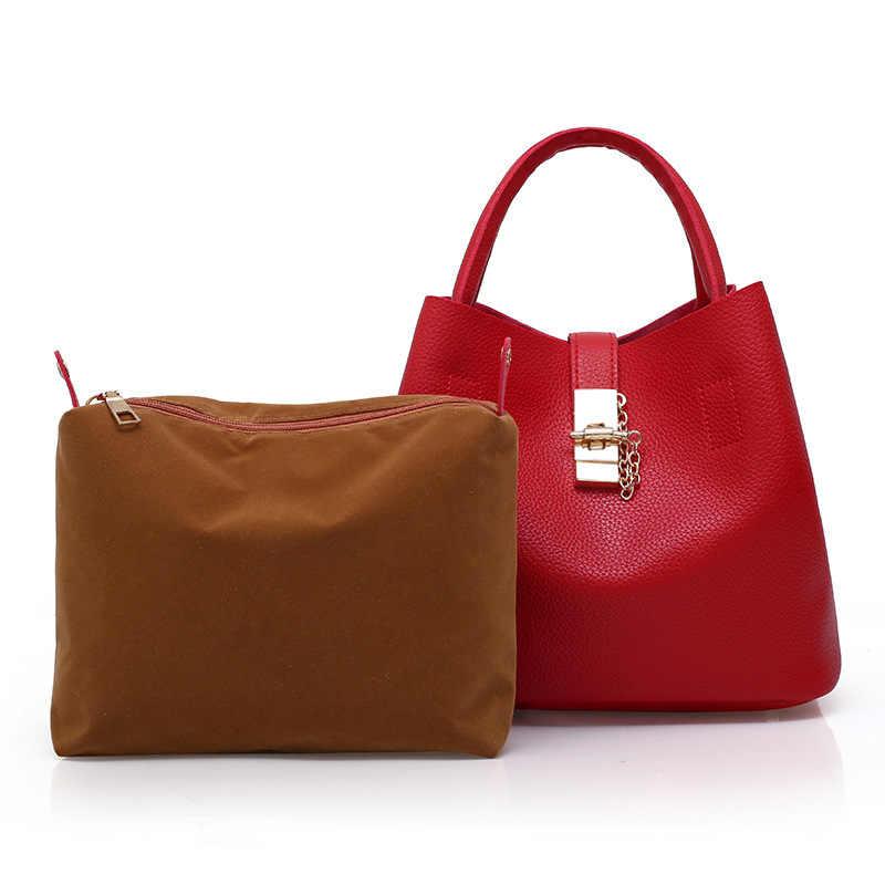 2019 винтажные женские сумки Известный модный бренд конфеты сумки на плечо женские сумки простая трапециевидная женская сумка на плечо сумка
