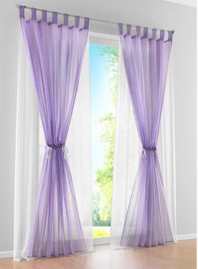 doble capa colores cortina calidad de la ventana cortinas de gasa pura para la
