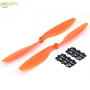 2020 New 1 Pair 1045 10x4.5 CCW CW Propeller Prop For RC Multicopter Quadcopter F450 image