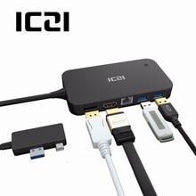 ICZI USB DP 5