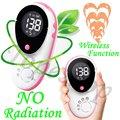 Modelo mais recente!!! 2.5 MHZ sonda + Sem Fio Doppler Fetal com display LCD BEBÊ Pulsação monitor Cardíaco Pré