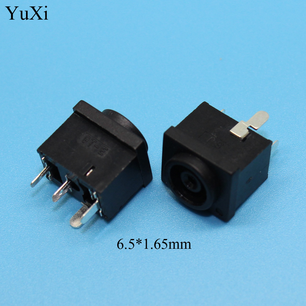 YUXI 2x For <font><b>Samsung</b></font> computer monitors <font><b>SA300</b></font> SA330 SA350 Charging port power DC Jack connector image