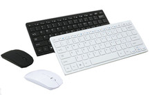 Wireless Keyboard 2.4Ghz Multimedia Silent Mice Combos Ultra Thin Whaterproof  For WindowsXP/7/8/10 PC Gaming TV цена и фото