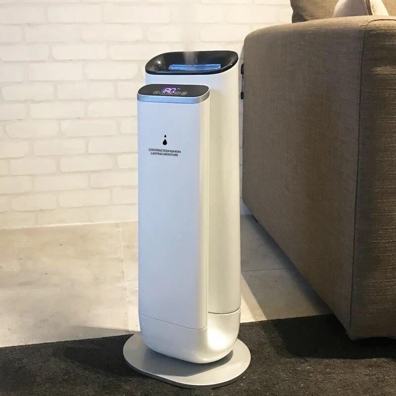6L пол тип увлажнитель воздуха бытовой бесшумный эфирные масла диффузор высокой емкости беременная женщина ребенок ароматерапия машина