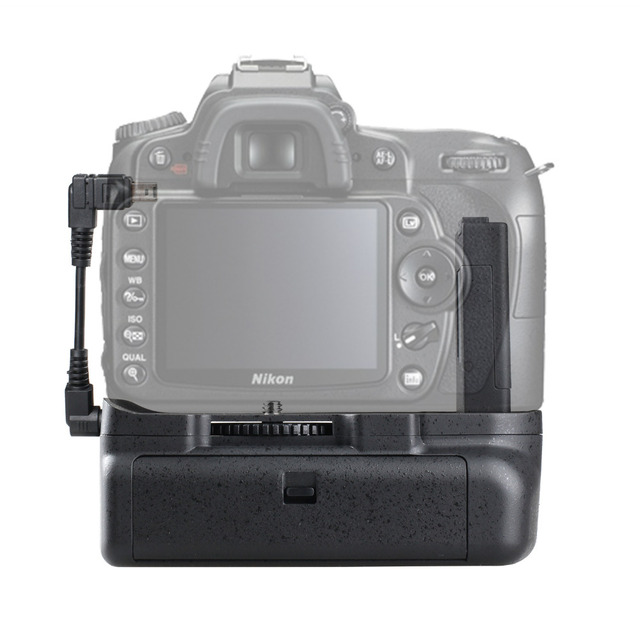 Professional Battery Grip ForNIKON D5100/D5200/D5300 and jift the remote control