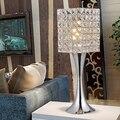 Простой и стильный кристалл K9 декоративные настольные лампы творческий искусство настольная лампа прикроватная исследование спальня гостиная настольная лампа