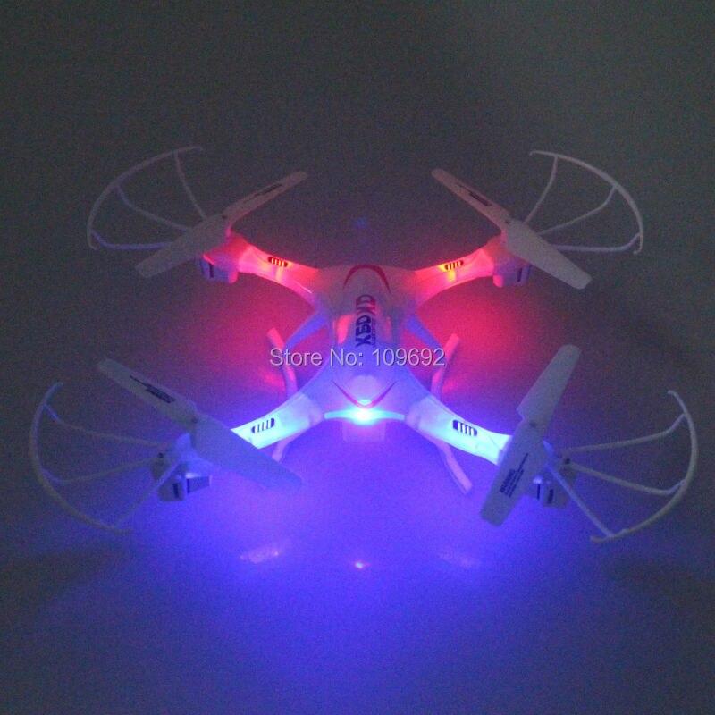JIAJIALE Kai Deng K60 RC Drones 2MP HD caméra UFO 2.4G 5CH 6 axes quadrirotor LCD affichage hélicoptères VS Syma X5C 1 X8C X400 - 6