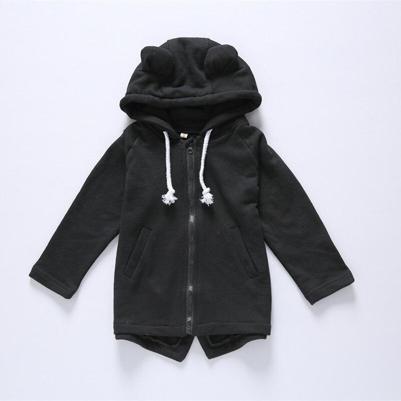 Бренд Осень-зима для мальчиков Обувь для девочек из мягкого флиса с капюшоном куртка с капюшоном Верхняя одежда Пальто Костюмы с Носки с рис...
