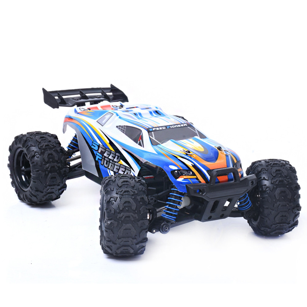 RC Car 2.4G 4CH 4WD Remote Off-Road Vehicles 1:18 4x4 Driving Car Four-Wheel Drive High Speed Off Road Remote Control Car Toys