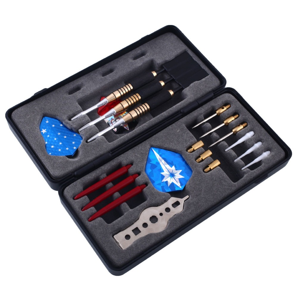3pcs Darts Professional Game Darts Needle Professional Darts Set Outdoor Activities Darts With Box Darts Accessories