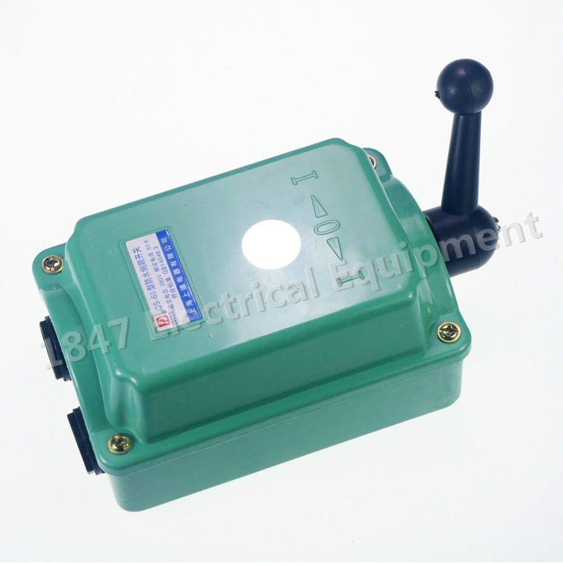 1 Pcs New 15a 380v Qs 15 Forward Stop Reverse Motor