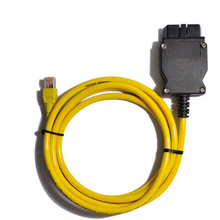 New ESYS 3.23.4 V50.3 Data Cable For bmw ENET Ethernet to OBD Interface E-SYS ICOM Coding for F-serie