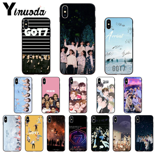 High Quality GOT7  Phone Case