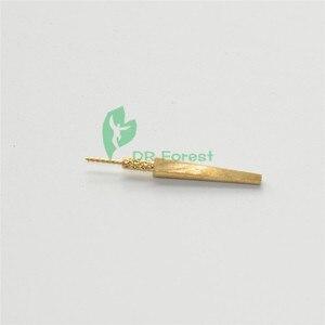 Image 3 - 1000 szt. Laboratorium dentystyczne mosiężne kołki rozporowe #2 średnie