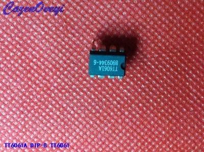 4pcs/lot TT6061 TT6061A TT6061-A DIP-8 In Stock