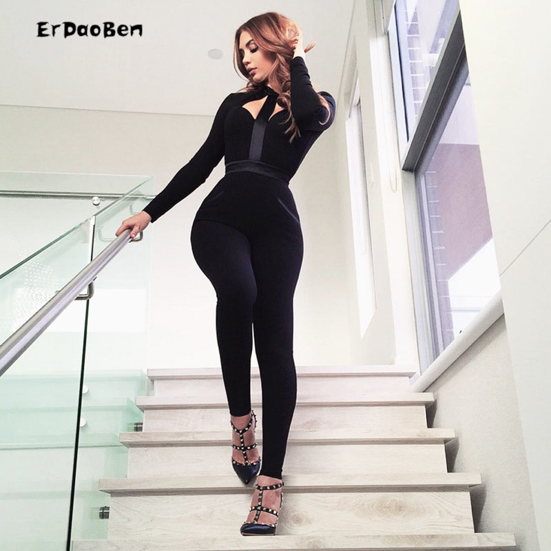 2017 New Top Runway Fashion Mesh Transparent Patchwork Bandage Pants Leggings Delicacies Loved By All Honest Hottest Women's Clothing