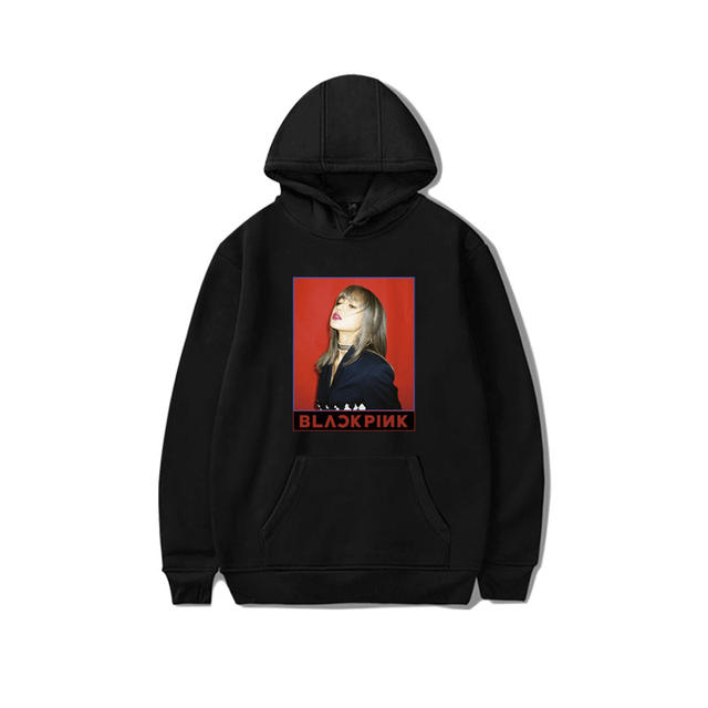 BLACKPINK PHOTO MEMBER HOODIE (8 VARIAN)
