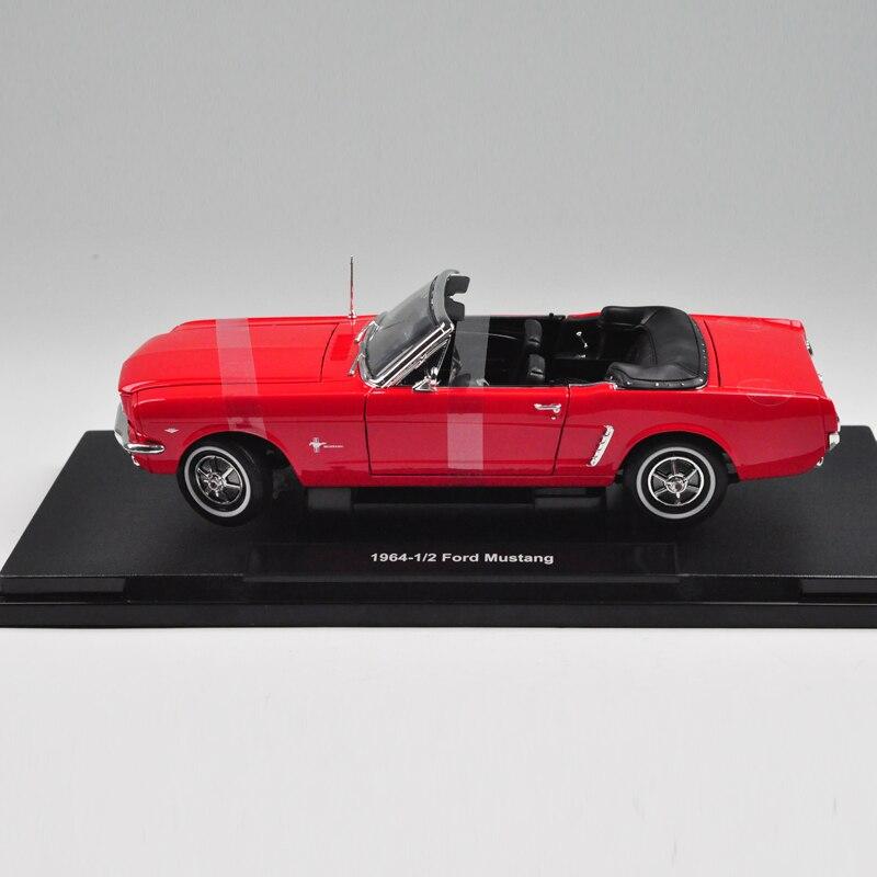 игрушка модель машины 1:18 ford mustang 1964