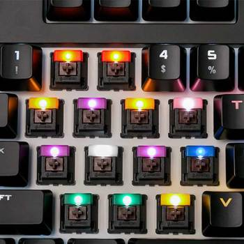 Cherry MX LED Color Changer led diy mechanical keyboard grille