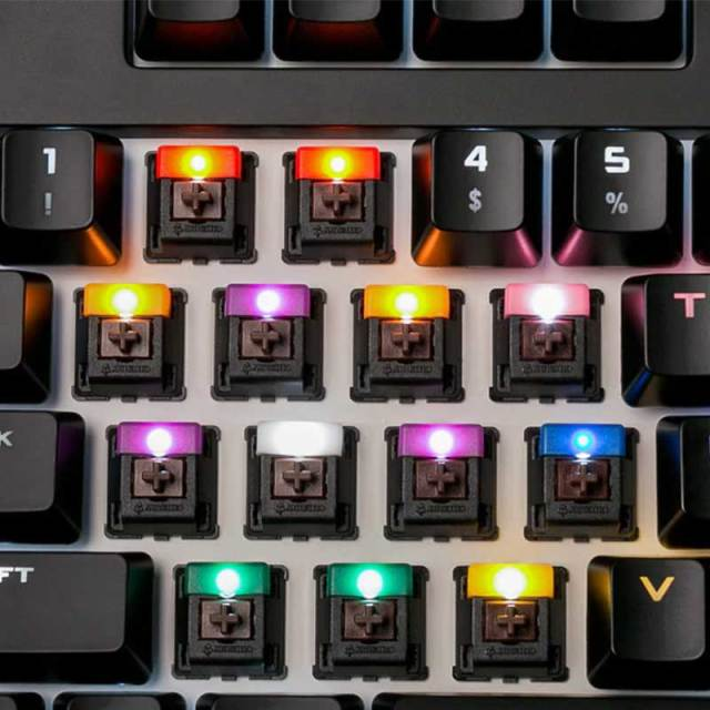 Cherry MX LED Color Changer led diy mechanical keyboard
