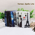 Vernee Apollo Lite Case Plastic Stylish Print Image Hard Back Case For Vernee Apollo Lite Mobile Phone Case Free shipping