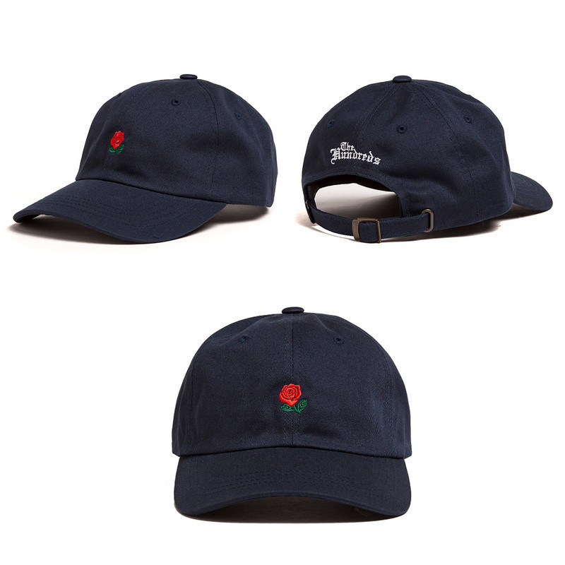 Russian-The-Hundreds-rose-cap-adjustable-hip-hop-snapback-baseball-cap-men-women-hat-yeezus-fitted (3)