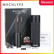 MECHLYFE x AmbitionZ VapeR ARCLESS MECH MOD fit 18650/20700/21700 батарея MECHLYFE ARCLESS vs coilart Mage/VGOD Elite MECH MOD(China)