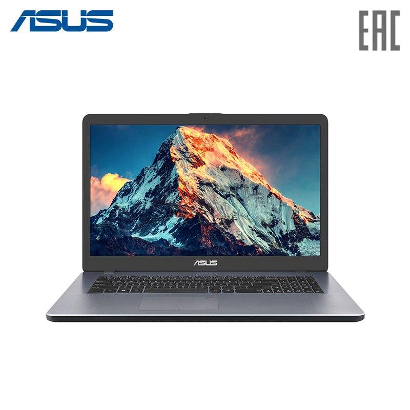 """Ноутбук Asus X705UV-GC227 17,3 """"/i3 6006U/8 ГБ/1 ТБ/920MX/noODD/Linux /серый (90NB0EW2-M02470)"""