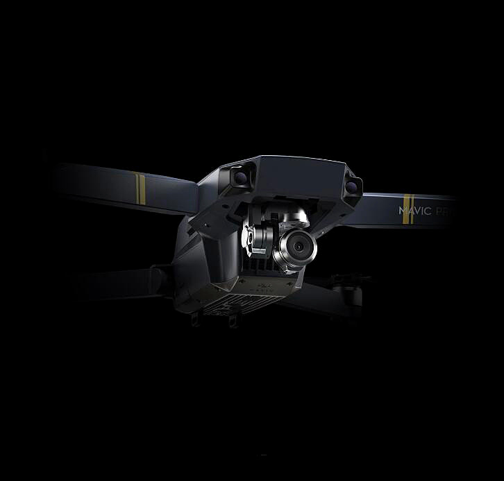 DJI MAVIC Pro UAV filter accessories UV / Starlight / dimming additional effect of the mirror set