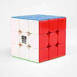 Moyu Weilong GTS3M magnetyczny 3*3*3 magia puzzle kostki prędkość Cube zabawki edukacyjne prezenty dla dzieci dzieci