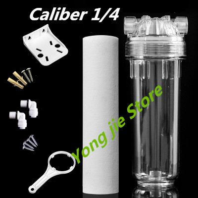 water filter housing water filter 1/4 1/2 water filter replacement parts 1/4 water filter housing 10 20 standard water filter housing