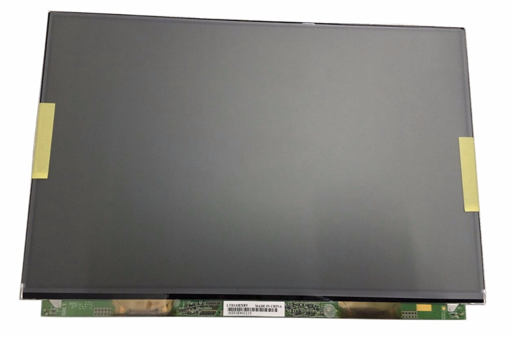 13.3 LTD133EXBY for Sony Vaio VGN-SZ LED Display Matrix LCD Screen 1280X800 Resolution Matte Panel Replacement original for sony vaio vaip pro 13 lcd replacement screen panel vvx13f009g00 vvx13f009g10 30pin 1920 1080 led display matrix