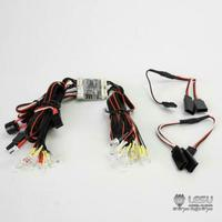 LESU LED Light System for 1/14 DIY Tmy HN Tractor Truck Dumper Model Car TH15096