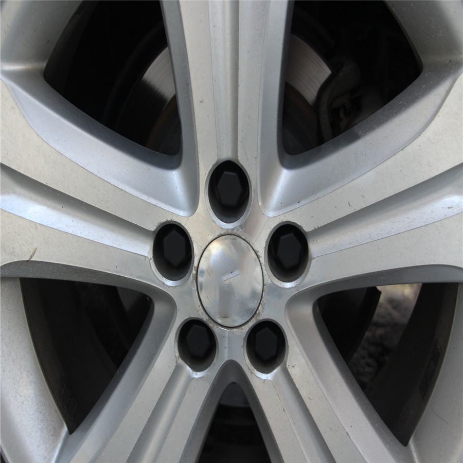 <font><b>Silicone</b></font> <font><b>Car</b></font> <font><b>Wheel</b></font> Hub Screw <font><b>Cover</b></font> <font><b>Nut</b></font> Caps Bolt Rims Protection For Alfa Romeo 159 147 156 Fiat Punto 500 image