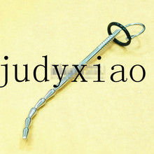 Beaded Spiral Long Steel Urethral Plugs Penis Plug  Male Chastity Devices Adult Sex Products Fun Toys