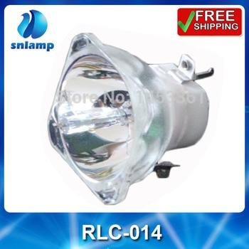 Compatible bare projector lamp bulb RLC-014 for PJ402D-2 PJ458D