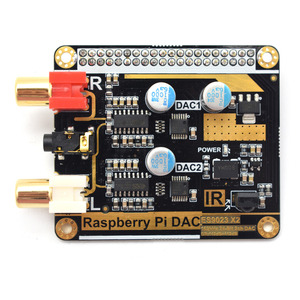Image 2 - Lusya volumio modo raspberry pi dac raspberry pi 3b + hifi, decodificação dupla dac i2s F6 006