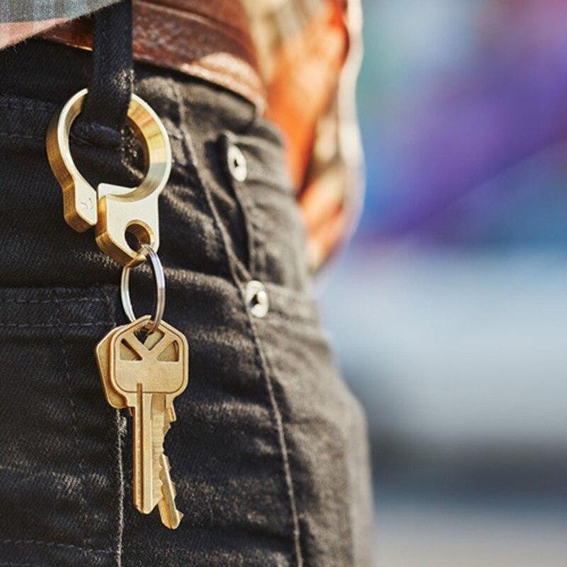 Портативный халколивану брелок хранения инструмента Творческий открывалка брелок упаковки ключ легко носить