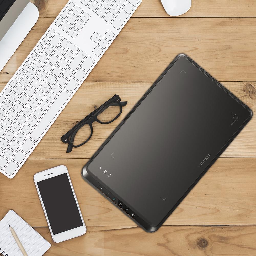 XP-Pen Star05 Bezprzewodowy bez baterii Rysik Rysowanie grafiki - Peryferia komputerowe - Zdjęcie 3