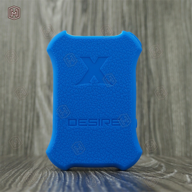 Microsmoke 5pcs silicone case for Original Desire X-Mod 200W TC Box thicker skin cover protector speedy of delivery