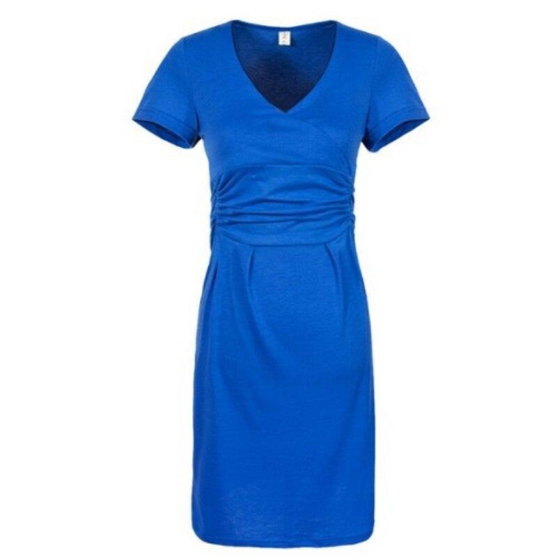 2018 नई मातृत्व आरामदायक कपड़े गर्भवती महिलाओं के लिए प्लस आकार एक्स्ट्रा लार्ज गर्मियों में महिलाओं के कपड़े गर्भावस्था के कपड़े M325